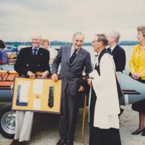The CRAFT Club Supported The Original RIB At Rye Harbour, July 1995.