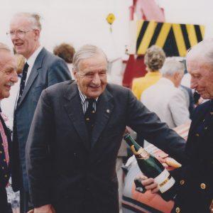Cloudesley Marsham, Jim Marsham & Tom McMillan
